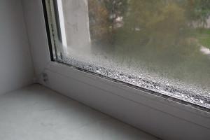 Чтобы окна не текли. Как удалить конденсат